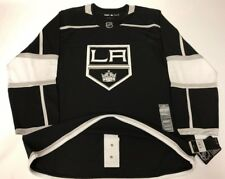 LOS ANGELES KINGS size 54 = sz XL - ADIDAS NHL HOCKEY JERSEY Climalite Authentic