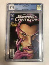 Green Lantern (2007) # 19 (CGC 9.8 WP) Star Sapphire App   Geoff Johns