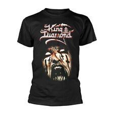 King Diamond - Puppet Master Face (NEW MENS T-SHIRT )