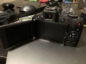 Canon PowerShot SX50 HS 12.1MP Digital Camera - Black