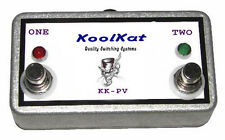 KoolKat's 2 Button Footswitch for Peavey Rockmaster