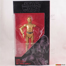 Star Wars The Black Series C-3PO (Resistance Base) (#29) 6-inch action figure
