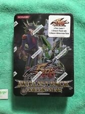 YUGIOH 5DS DUELIST PACK COLLECTION TIN BOX FACT SEALD