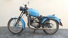 MOTO CLASICA OSSA 125cc MATRICULA SEGOVIA AÑO 1961 MOTOCICLETA