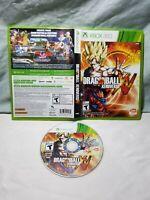 Dragon Ball Xenoverse XV (Microsoft Xbox 360, 2015)