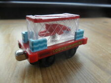 Take Along n play Thomas Tank & Friends Train SODOR SHIPPING CO TRUCK - LOBSTER