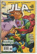 DC Comics JLA Classified #43 Late November 2007 NM