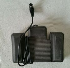 Foot Pedal Type LFH 0804/10 for PHILIPS Norelco System 500 Transciber Dictaphone