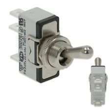 LEVER TOGGLE SWITCH UNIVERSAL 250V 15A ON OFF ON 3 WAY POSITION TERMINAL 30x14mm
