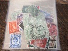 Briefmarken Konvolut Großbritannien vor 1965