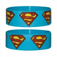 SUPERMAN Wristband Bracelet Braccialetto Logo OFFICIAL MERCHANDISE