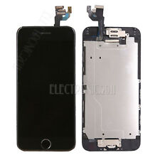 LCD Display Touch Screen Digitizer Replacement +Button iPhone 8 7 5 SE 6s Plus 6