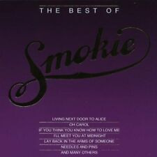 Smokie Best of (18 tracks, 1998, Disky, re-recordings with Alan Barton) [CD]