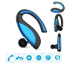 Bluetooth Headset Wireless Stereo Headphone Earphone Sweatproof Handfree Earbud