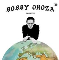 BOBBY OROZA ‎– THIS LOVE LIMITED EDITION SANDSTONE COLOUR VINYL LP (NEW/SEALED)
