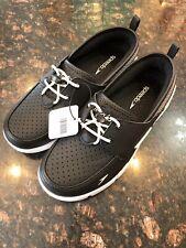 Speedo Women's Port Lightweight Breathable Water Shoe Black Size 6 $65