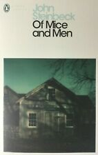OF MICE AND MEN by JOHN STEINBECK, PAPERBACK BOOK,BRAND NEW