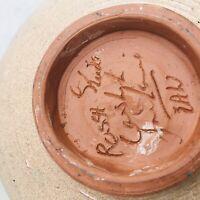 Vintage Studio Pottery Rossa Studio? Bowl