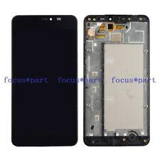 Für Nokia Microsoft Lumia 640 640XL LCD Display Touch Digitizer Assembly Frame