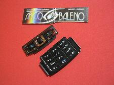 Kit Ricambio TASTI TASTIERA per NOKIA N95 8GB per Cover Guscio nuovo Keypad