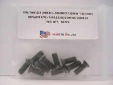 500 Pieces THFC-019 Insert Screw: SE03-23 .. SE10-49-00 .. VSE03-23