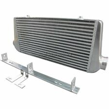 "4"" Core Intercooler + Mounting Brackets For 92-02 Supra MK4"