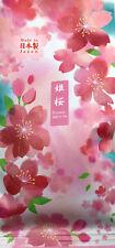 Japanese TA-FU Brand Premium Hime Princess Sakura Cherry Blossom Green Tea