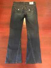 True religion Jeans Dark Finish Flare Women's Size 28