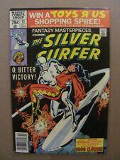 Fantasy Masterpieces #11 Marvel Comics 1979 Series Silver Surfer Adam Warlock