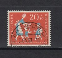 BRD Mi-Nr. 251 zentrisch gestempelt Berlin-Charlottenburg - Vollstempel