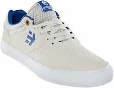 ETNIES MARANA VULC TRAINERS SHOE CASUAL TRAINER SHOES WHITE SIZE 12 WHITE BLUE