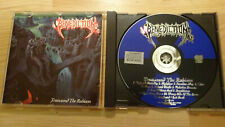 BENEDICTION TRANSCEND THE ORG CD 93! BRUTALITY CARCASS ENTOMBED DISMEMBER DEATH