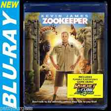 Zookeeper (Blu-ray w/PS3 Ratchet and Clank: All 4 One Demo) Kevin James