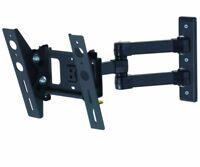 """Swivel Tilt TV Wall Mount Bracket for 25""""-39"""" inch LED LCD TVS Samsung LG Sony"""