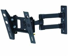 "Swivel Tilt TV Wall Mount Bracket for 25""-39"" inch LED LCD TVS Samsung LG Sony"