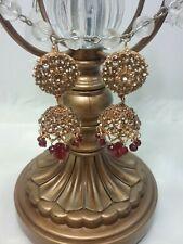 Indian Bollywood Fashion Jhumka Jhumki Earrings Wedding Women Jewelry