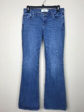 Abercrombie & Fitch Boot Cut Medium Wash Madisons Stretch Jeans 4s 4 Short