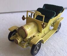 Lesney Matchbox Models of Yesteryear Y-16 Spyker Veteran Automobile MIOB