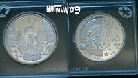 BELGIUM / 2005 - 10 EURO / SILVER COIN BU