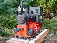 1:25  mit Lasercutteilen Strassenbahn Typ N Modelik 34//08 1948