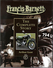 Francis-Barnett Complete Story by Arthur Gent 1920-1966, Engines & Carburettors