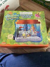 Spongebob Squarepants Bikini Bottom Aquarium NIB FREE S/H