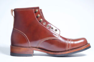 Julian Boots, Handmade, Bowery Boot, Cordovan #4