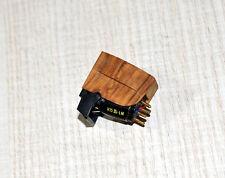 Improved New wood Body F. shure v15 type III Cartridge olive wood