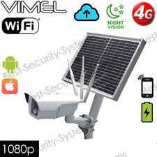 4G Camera GSM Wireless Security Farm System Video CCTV Alarm IP Phone 3G Remote