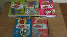 Rocky & Bullwinkle Friends TV Show Complete Series 18 DVDs Seasons 1 2 3 4 5