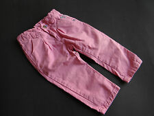 BELLYBUTTON Tolle rosa Chinohose Gr. 74 80
