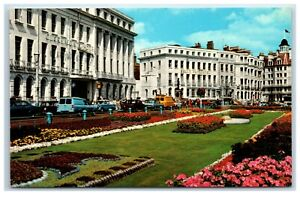 Postcard Eastbourne Sussex Grand Parade