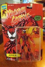 Toy Biz Marvel Comics 1994 MAXIMUM Carnage 5 Inch Action Figure