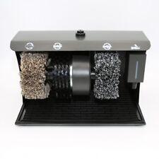 Unimat Schuhputzmaschine Inklusive Schuhcreme elektrisch Schuhputzautomat